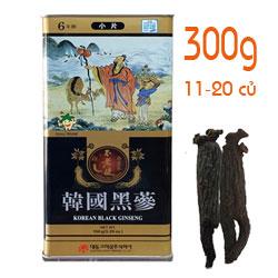 Hắc sâm củ khô Hàn Quốc Daedong 300g